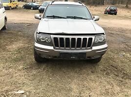 Jeep Grand Cherokee I 1999 г. запчясти