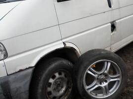 Volkswagen Multivan 1996 m. dalys