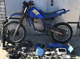 Yamaha DT Enduro