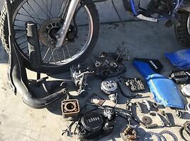 Enduro  Yamaha DT dalys