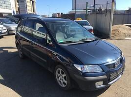 Mazda Premacy 2002 m. dalys