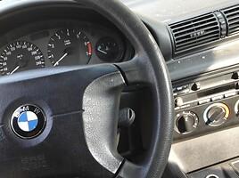 Bmw 316 E36 1996 m. dalys