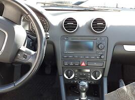 Audi A3 8P S line 2008 m dalys