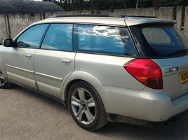 Subaru Outback III 2005 m dalys