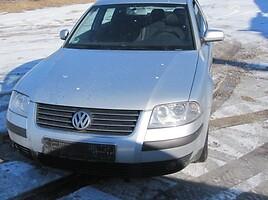 Volkswagen Passat B5 FL 2002 m. dalys