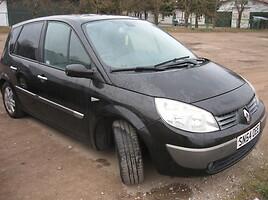 Renault Scenic II 2005 m. dalys