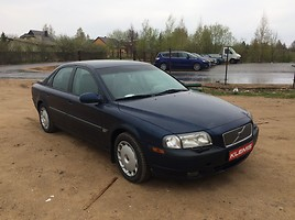 Volvo S80 I T6 1999 y. parts