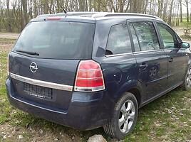 Opel Zafira B 2008 m dalys