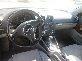 Audi A3 8P Hečbekas 2006