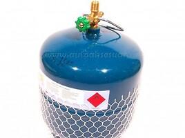 Gas equipment  dujinė įranga ir jos dalys