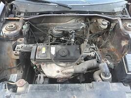 Citroen Zx 1993 m. dalys