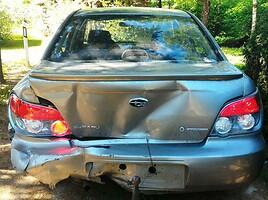 Subaru Impreza GH 2007 m dalys