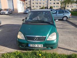 Mercedes-Benz A 160 W168