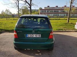 Mercedes-Benz A 160 W168 1999 m dalys