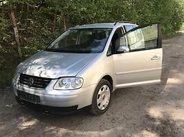 Volkswagen Touran I 2004 m. dalys