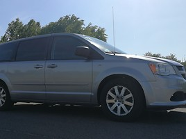 Chrysler Grand Voyager IV Vienatūris 2014 m.