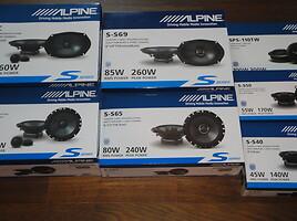 Alpine s-s65c ir kiti