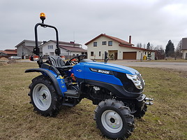Mini traktoriai Solis 26