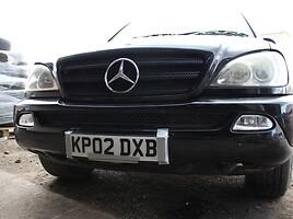 Mercedes-Benz Ml 270 W163 2003 m dalys