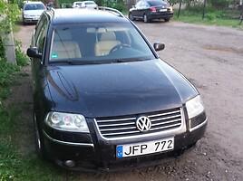 Volkswagen Passat Universalas 2002
