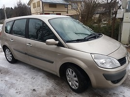 Renault Grand Scenic II 2008 m. dalys