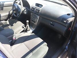 Toyota Avensis Dyzelinas  2003 m II
