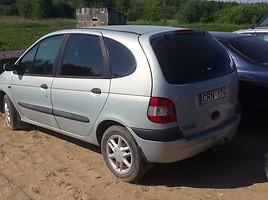 Renault Scenic I 2000 m dalys