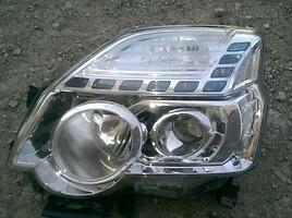 Nissan X-Trail II 2011 m. dalys
