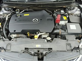 Mazda 6 II 2009 г. запчясти