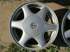 Opel  Литые R15