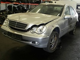 Mercedes-Benz C 220 W203 611.962 2002