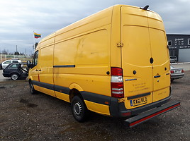 Mercedes-Benz Sprinter III 2012 г. запчясти