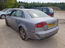 Audi A4 B7 BDG 2005 m. dalys
