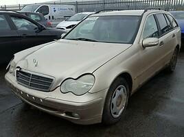 mercedes-benz c 220 w203 Universalas 2001