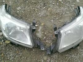 Toyota Hilux 2013 y. parts