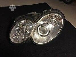 Mercedes-Benz Clk Klasė 2006 m. dalys