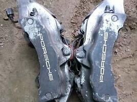 Porsche Cayenne 2007 y. parts