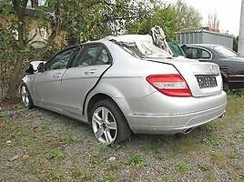 Mercedes-Benz C Klasė 2008 y. parts