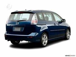 Mazda 5 2008 y. parts