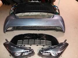Toyota Yaris 2014 y. parts