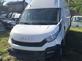 Iveco Daily 2016 m dalys