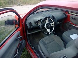 Volkswagen Lupo Vieno litro 2000 y. parts