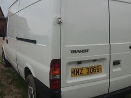 Ford Transit V (2000-2006)  2006 m. dalys