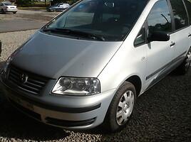 Volkswagen Sharan I Vienatūris 2002