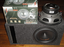 Precision Power bl.104 450w rms