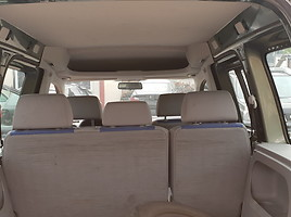 Volkswagen Caddy III 2007 m. dalys