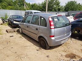 Opel Meriva I 2003 y. parts