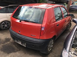 Fiat Punto II 2001 г. запчясти