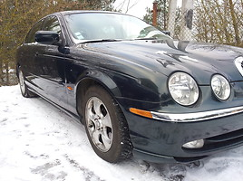 Jaguar S-Type 2001 y. parts
