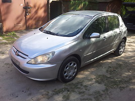 Peugeot 307 I 2002 y. parts